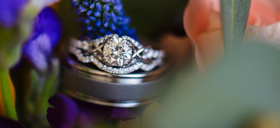 Katie Campbell Wedding Ring from Talles Diamonds and Gold