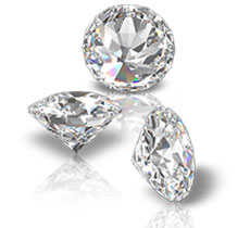 Loose Diamonds at Talles Diamonds and Gold
