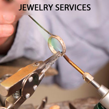 Services at Talles Diamond and Gold