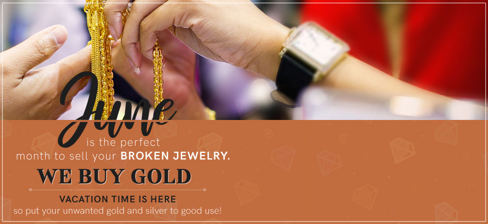 Sell Your Broken Jewelry At Talles Diamonds and Gold